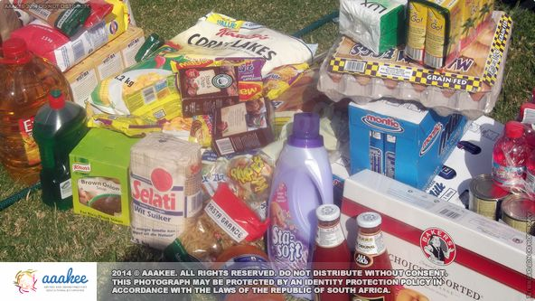Food and groceries to family in Primrose — AAAKEE - Abused